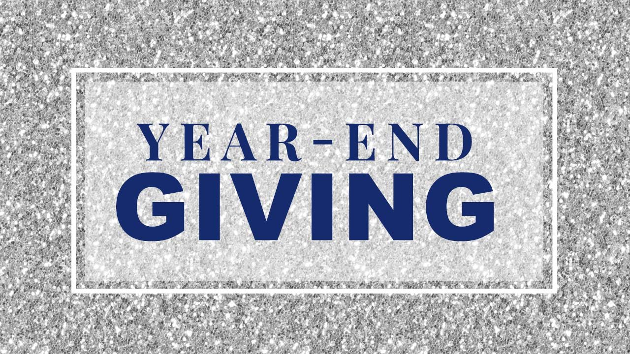 Year End Giving at the Crossing