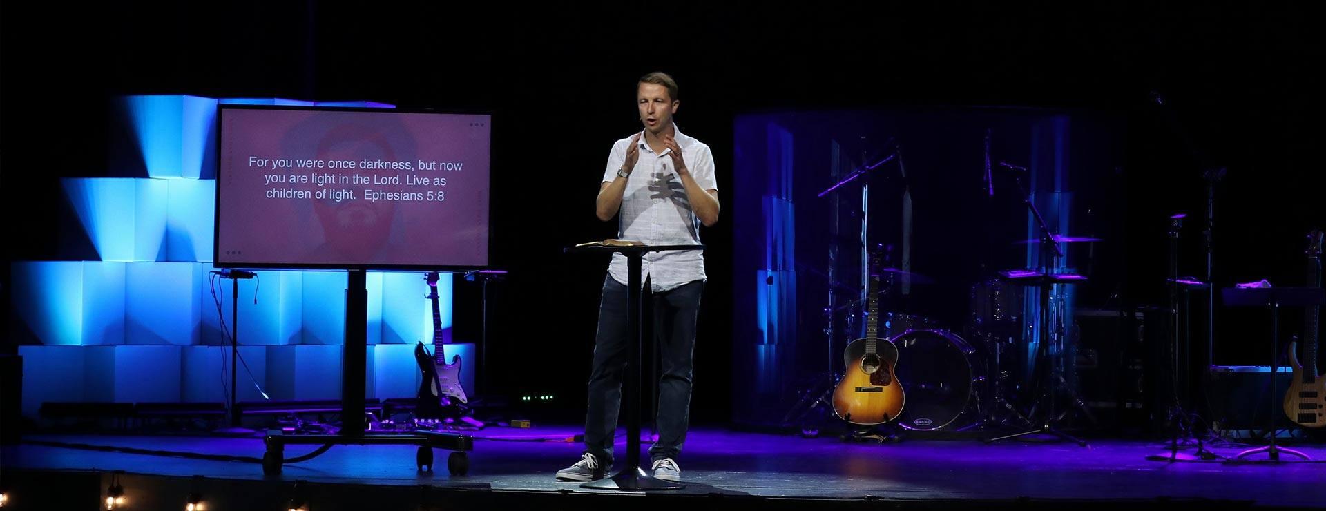 Church Sermon Costa Mesa